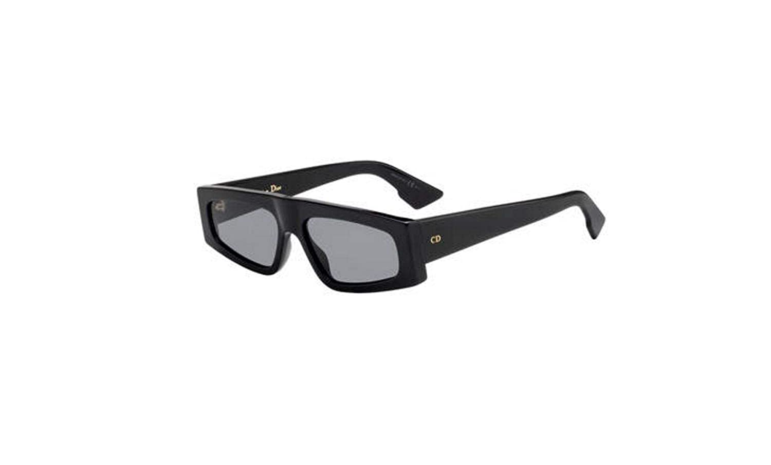 64d752bee383 Amazon.com  Authentic Christian Dior Power 0807 2K Black Sunglasses   Clothing