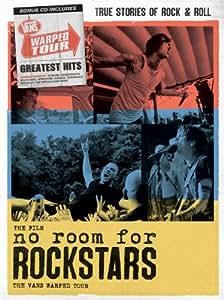 The Vans Warped Tour: No Room for Rockstars (DVD/CD)
