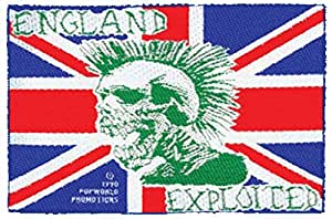 Parche - The Exploited England