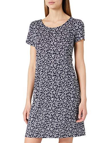 ONLY Dames Onlbera Back Lace Up S/S Dress JRS Noos Jurk