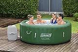 Coleman 90363E SaluSpa Inflatable Hot Tub Spa, Pack