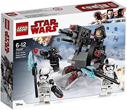 Star Wars Lego Jedi y Clone Troopers Battle Pack 75206 juguete + ...