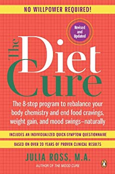 Diet Cure Rebalance Chemistry Swings Naturally ebook product image