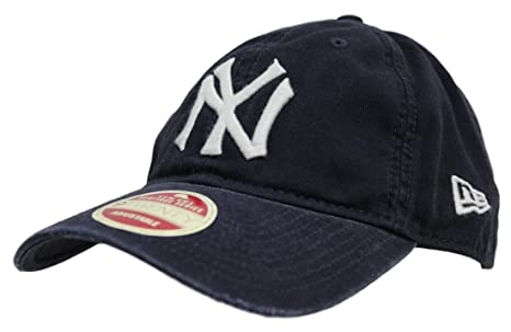 e698c2b9733 Image Unavailable. Image not available for. Color  New Era New York Yankees  MLB 9Twenty Cooperstown Rugged Ballcap Adjustable Hat