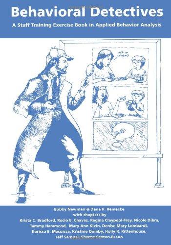Behavioral Detectives Training Exercise Behavior product image