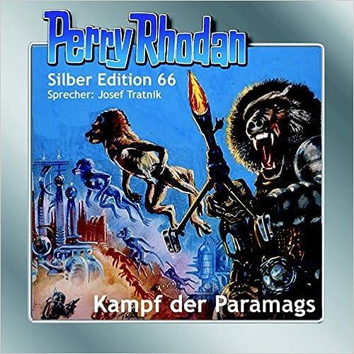 Perry Rhodan - Kampf der Paramags (Silber Edition 66)
