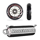 Rollerblade Wheelkit 72mm/80A + SG5 Clear ST