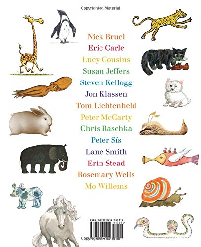 What's Your Favorite Animal? (Eric Carle and Friends' What's Your Favorite)