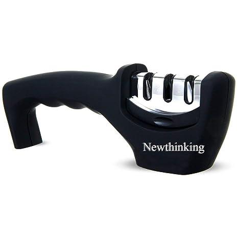 Compra Newthinking Profesional Cuchillo afilador, afilador ...