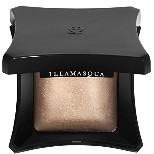 Illamasqua Beyond Face Powder, a baked face powder that adds a subtle warm hue to your complexion. (Epic)