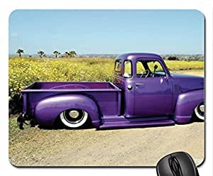 1950 GMC Truck Mouse Pad, Mousepad by icecream design
