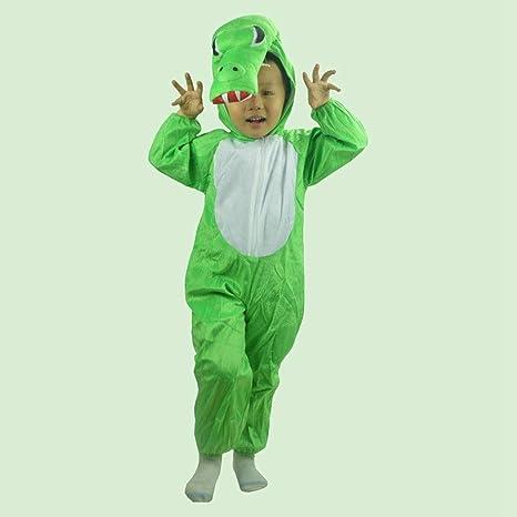 Amosfun Un Disfraz de cocodrilo, Adorable, cómodo, Disfrazado de ...