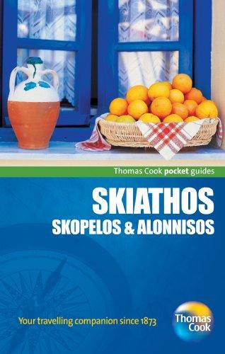 Skiathos, Skopelos & Alonnisos Pocket Guide, 2nd (Thomas Cook Pocket Guides)