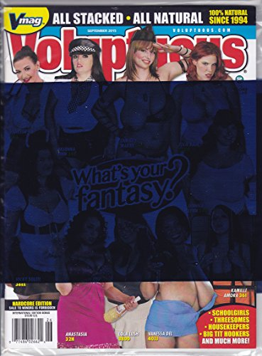 September 2015 Voluptuous Magazine Buy Online In Uae