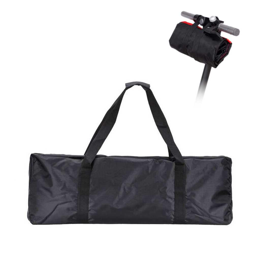 Lixada Portable Oxford Cloth Scooter Bag Electric Skateboard Carrying Bag for Xiaomi Mijia M365 Scooter Transport Bag Carrying Bag Handbag 110 * 45 * 50cm