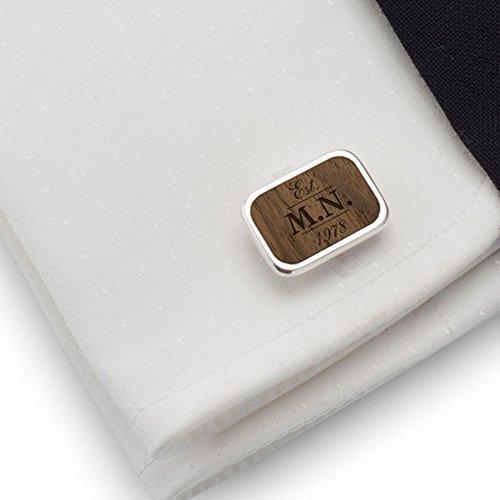 Amazon Birthday Gifts For HusbandBirthday Initals Cufflinks