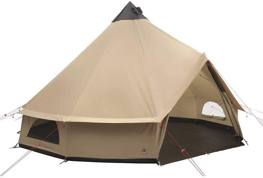 Robens Klondike Grande Hot Tent- Extra Large Family Camping Tents