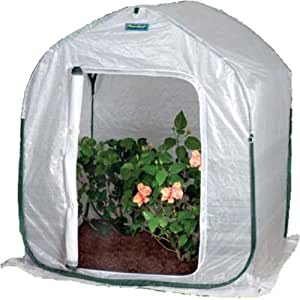 Flower House FHPH140 PlantHouse 4 Pop-Up Plant House