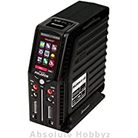 Graupner Polaron EX 1400 (Black) DC Charger 3.0 TFT LCD