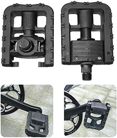ZHIPENG Pedal De Bicicleta, Material PPC Ultraligero con ...