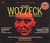Berg: Wozzeck/ Schoenberg: Erwartung/ Krenek: Elegy