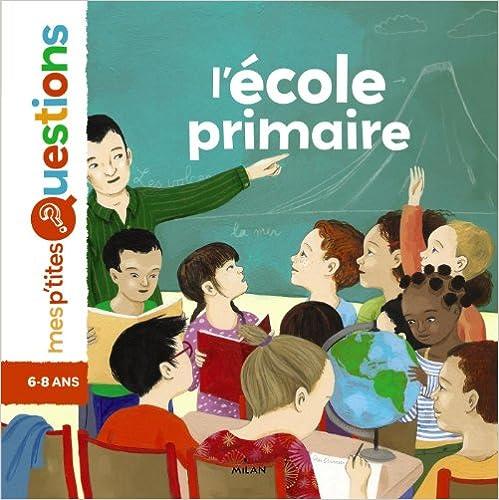 Livre Ecole primaire NE pdf, epub ebook