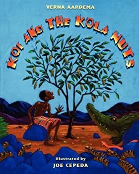 Koi and the Kola Nuts: A Tale from Liberia 0689817606 Book Cover