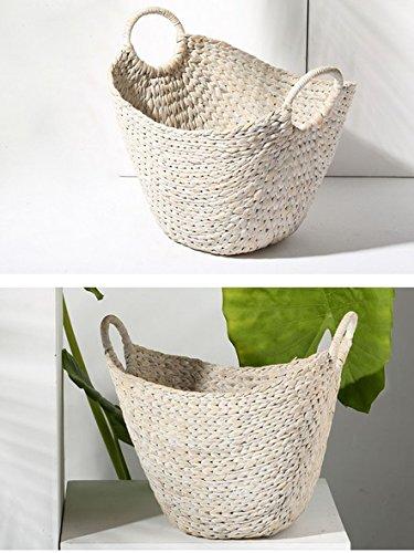 Basket for Toy Storage Basket of Dirty Clothes Basket (Ikea Storage Baskets Wicker)