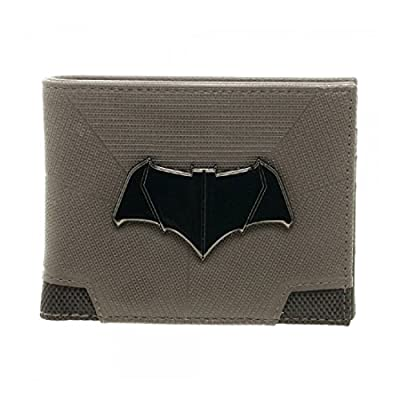Batman Themed Leather Wallet