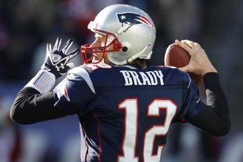 Tom Brady Poster 24x36 inches New England Patriots High Quality Gloss Print Art 102