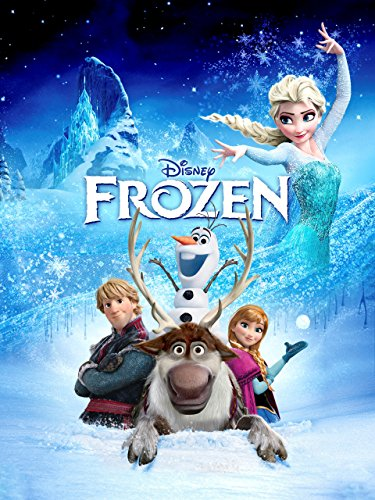 Frozen (2013) (Best Animated Tv Shows)