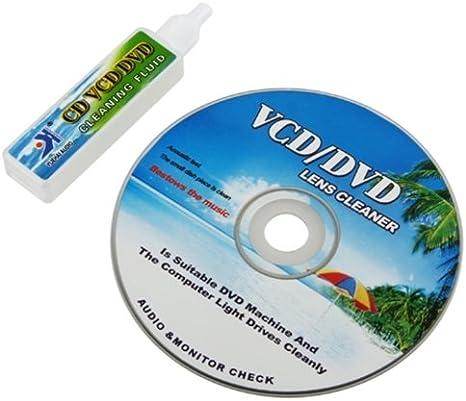 Reinigungsdisc Laufwerk Lens Reiniger Fï R Ps3 Vcd Dvd Bürobedarf Schreibwaren