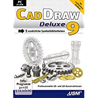 CAD Draw 9 Deluxe (CD-ROM)