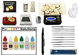 Gold Acid Testing Electronic Diamond Tester Checker Digital Scale Counterfeit Detection Pen Jewelry Tags