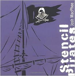 Book Stencil Pirates