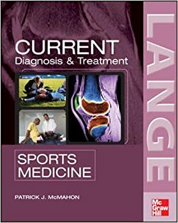Book Current Diagnosis and Treatment in Sports Medicine (LANGE CURRENT Series)