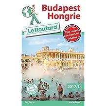 BUDAPEST, HONGRIE 2017-2018 + PLAN DE VILLE