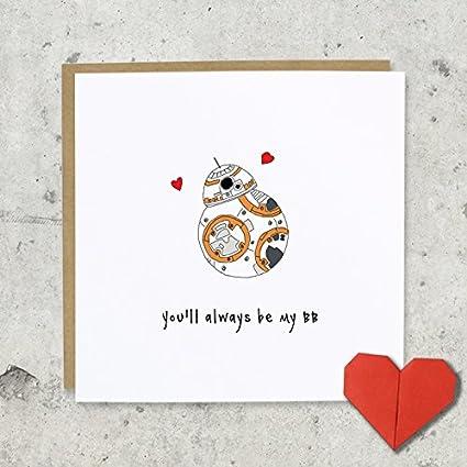 Anniversario Di Matrimonio Umoristico.You Ll Always Be My Bb Bb 8 San Valentino Anniversario Di