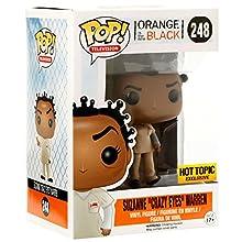 "Funko Orange is the New Black Funko POP! Television Suzanne ""Crazy Eyes"" Warren Exclusive Vinyl Figure #248 [with Pie]"