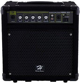 Harley Benton Bass Amplifier HBW de 20: Amazon.es: Instrumentos musicales