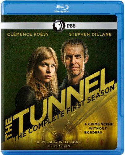 The Tunnel: Season One (UK Edition) (3PC)