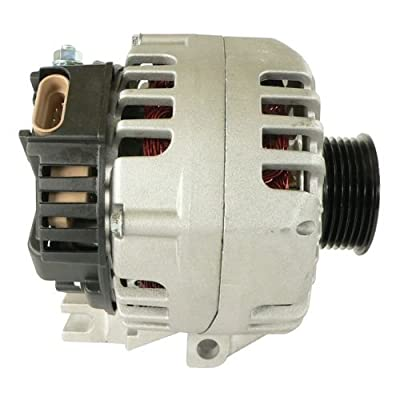 DB Electrical AVA0007 New Alternator For 3.4L 3.4 Chevy Venture, Pontiac Montana 02 03 04 05 2002 2003 2004 2005 Oldsmobile Silhouette 02 03 04 2002 2003 2004 334-1467 10317648 10440636 1-2420-01VA