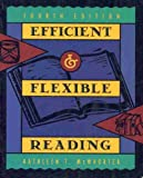 Efficient and Flexible Reading, McWhorter, Kathleen T., 0673994953