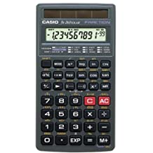 FX-260 All-Purpose Scientific Calculator, 10-Digit LCD