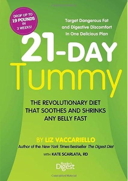 a 21 day diet