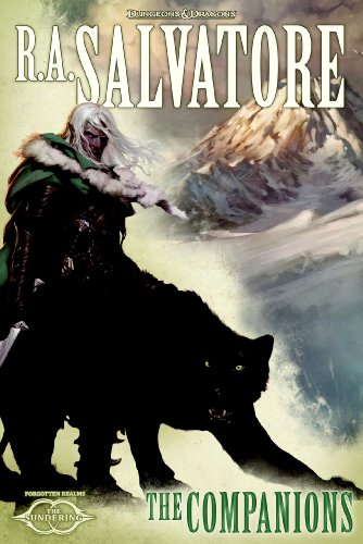 The Companions: The Sundering, Book I by [Salvatore, R. A.]