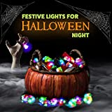Glow Rings LED Party Favors for Kids – Light Up Rings Glow in The Dark Party Supplies, LED Finger Lights, Halloween Costume and Rave Accessories (36pk)