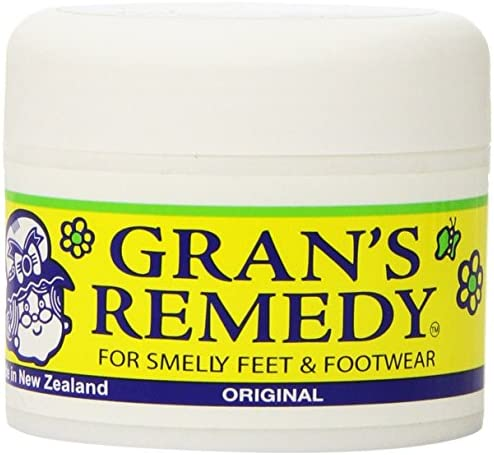 Grans Remedy Foot Smelly Footwear product image
