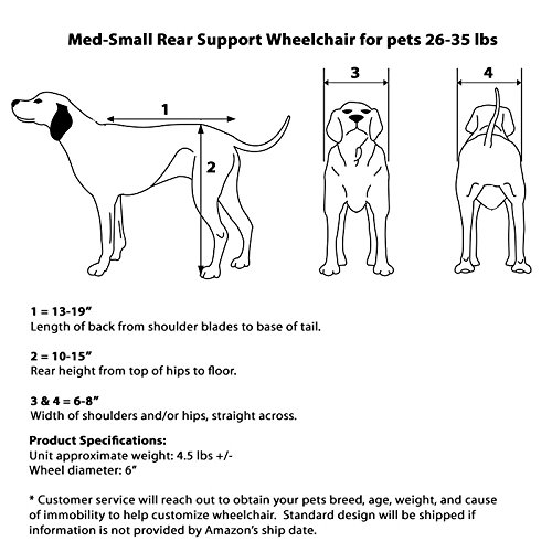 Buy friend dog wheelchair