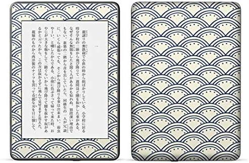 igsticker kindle paperwhite 第4世代 専用スキンシール キンドル ペーパーホワイト タブレット 電子書籍 裏表2枚セット カバー 保護 フィルム ステッカー 050020
